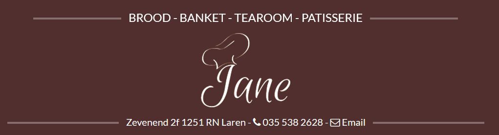 Patisserie Jane