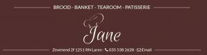 Logo Patisserie Jane