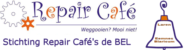 Stichting Repair Café's de BEL