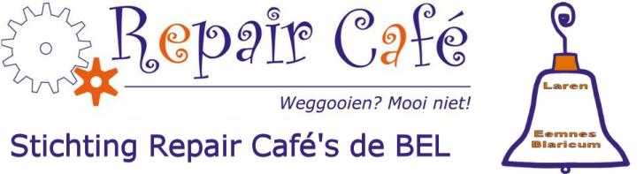 Stichting Repair Café's de BEL